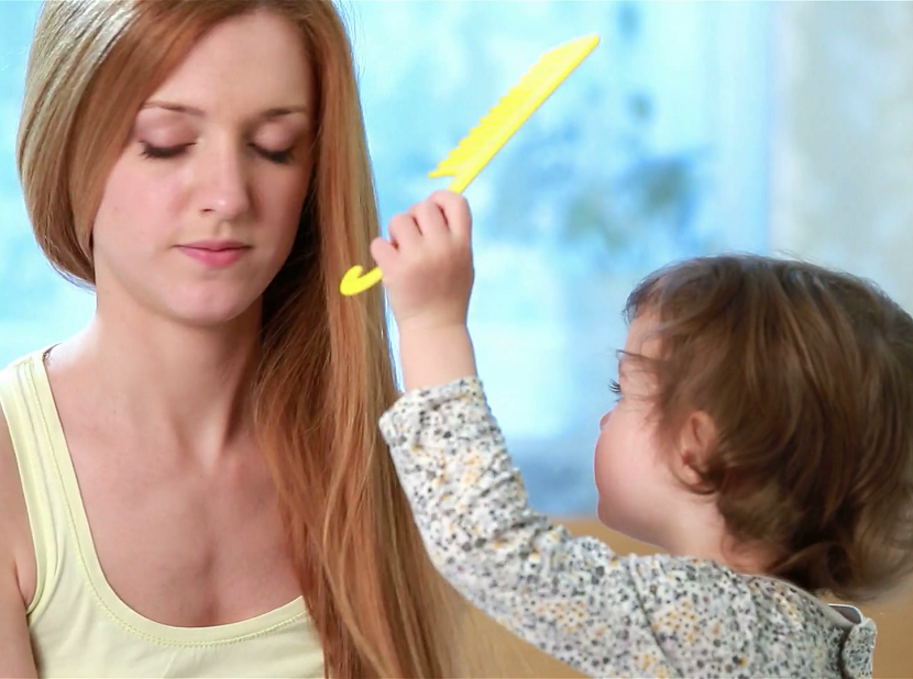 Hairstyles for young moms